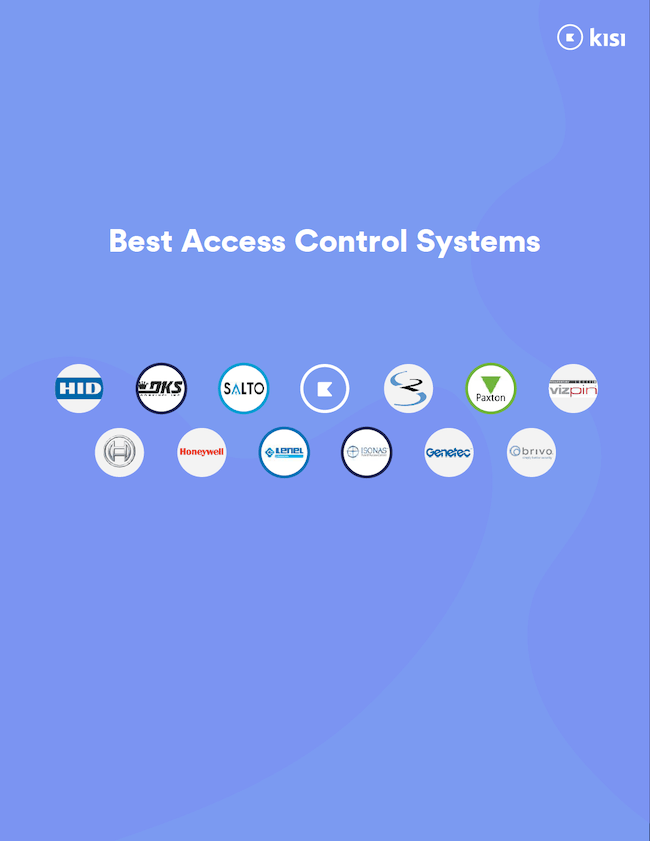 Best Access Control Brands Reviews